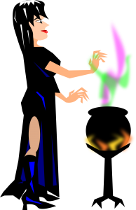 halloween bájital