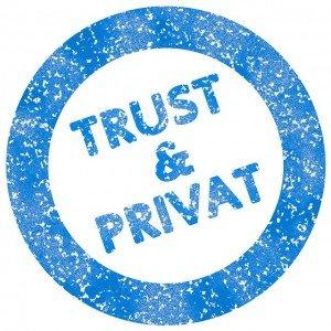 trust bélyegző